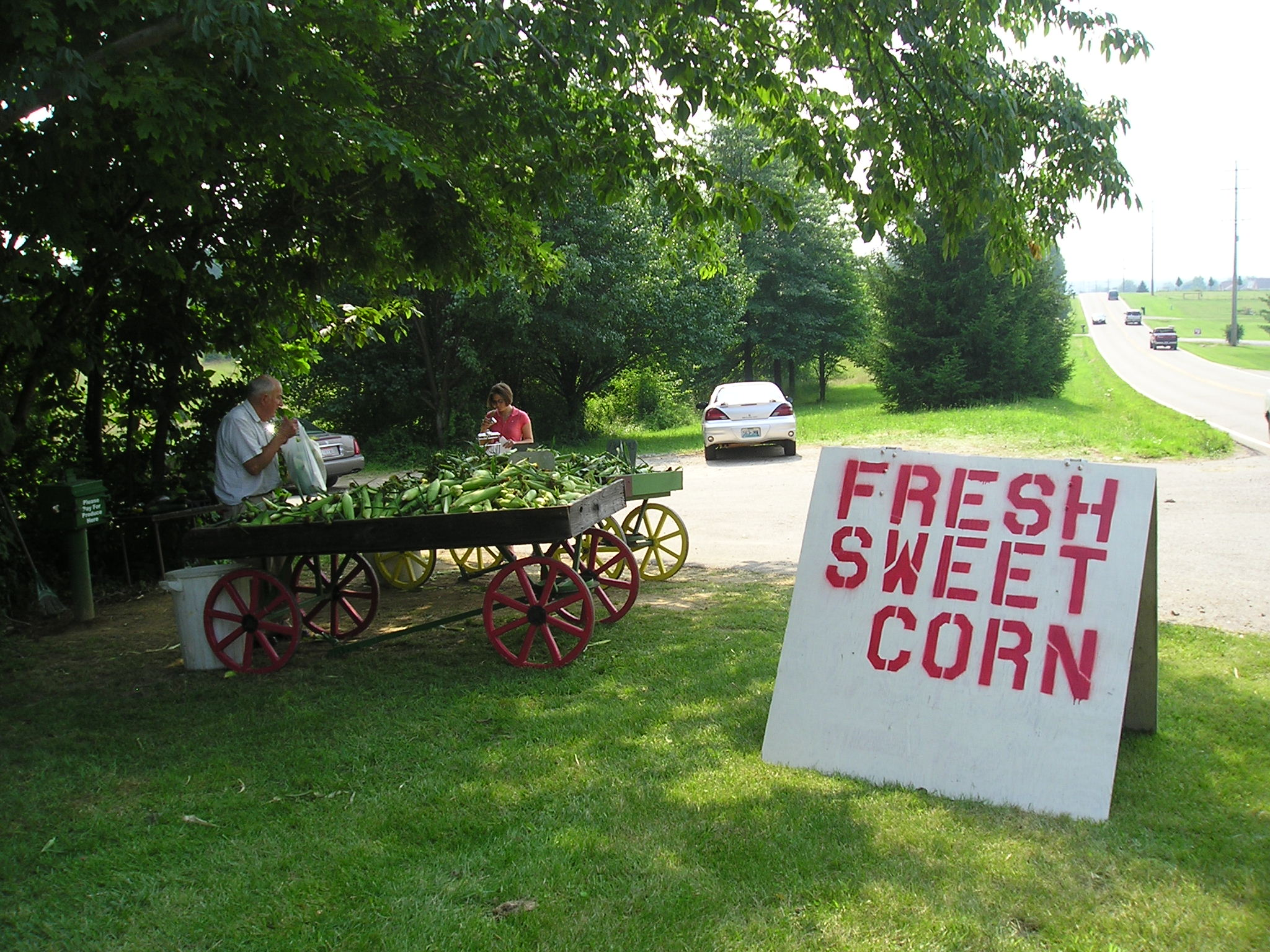 Neeley-Friend Produce in Fairfield County, OH