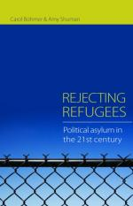 """the book, """"Rejecting Refugees: Political Asylum in the 21st Century"""""""