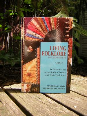 living folklore textbook by martha sims
