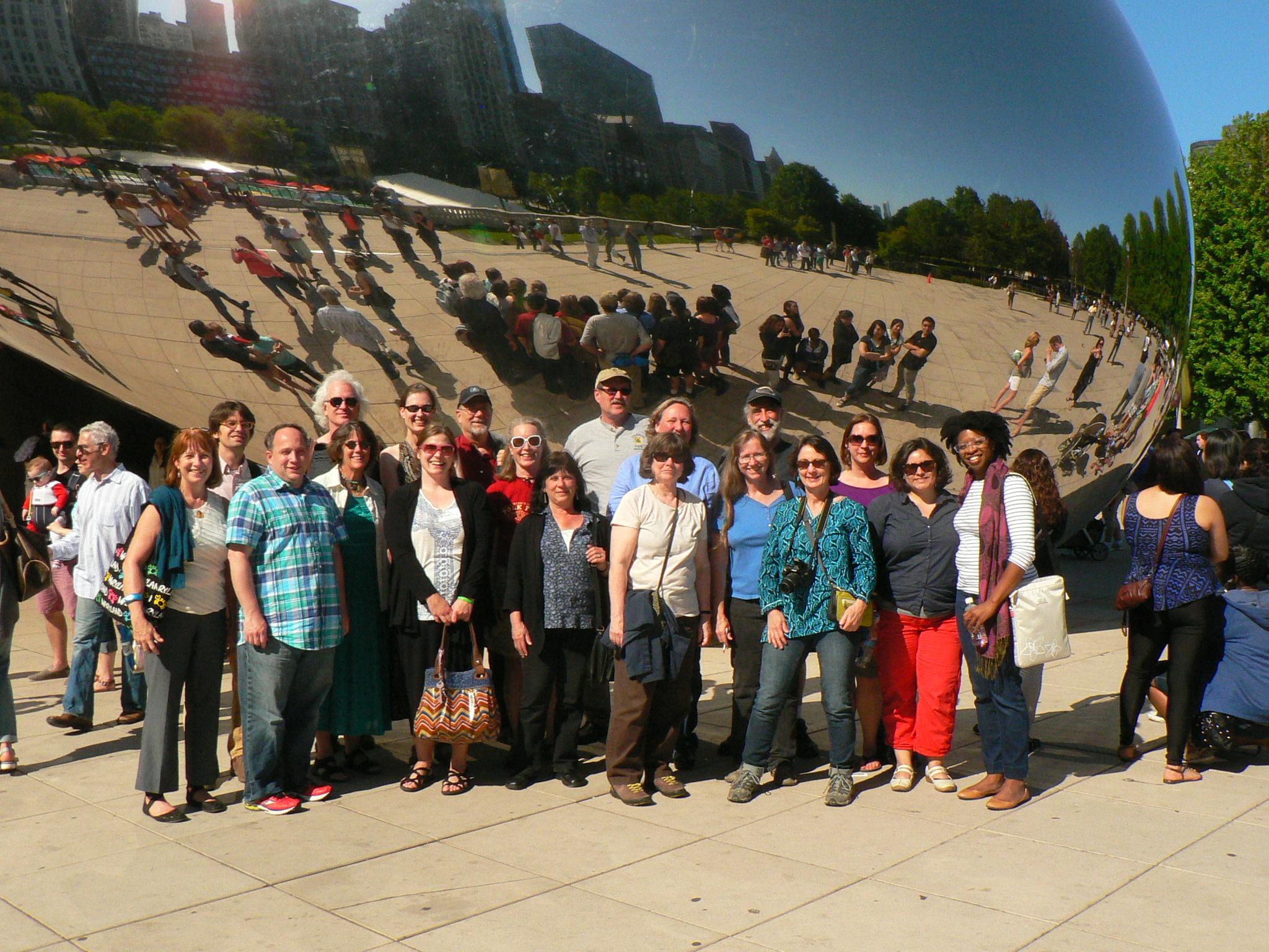 Midwest Folk Retreat 2014, Chicago, IL