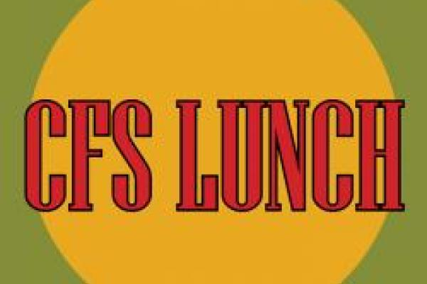 CFS brown bag lunch icon