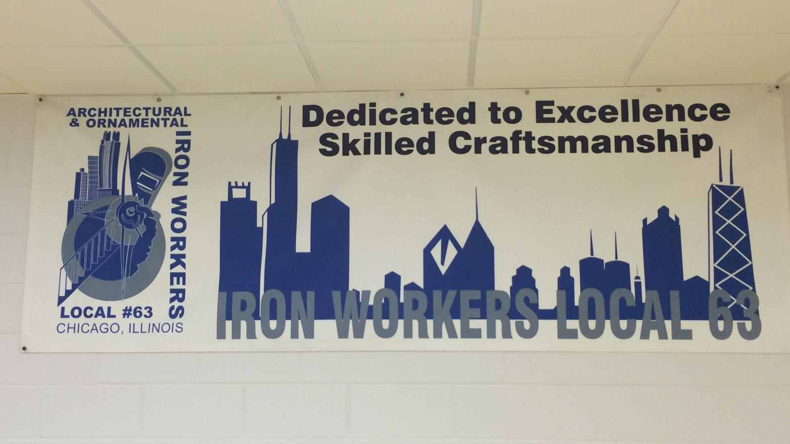 Iron Workers Local 63, Midwest Folklorist's Retreat 2014, Chicago, IL