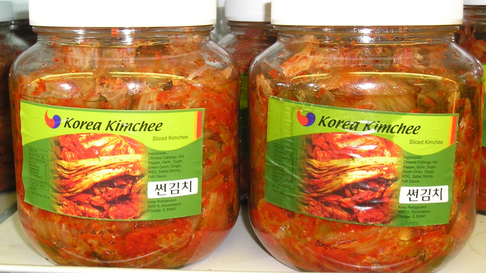 Korean Kimchee in Montgomery County, OH