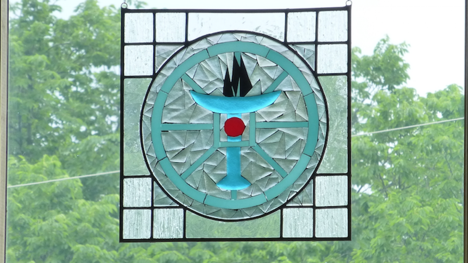 The Flaming Chalice First Unitarian Universalist Church of Columbus Symbol