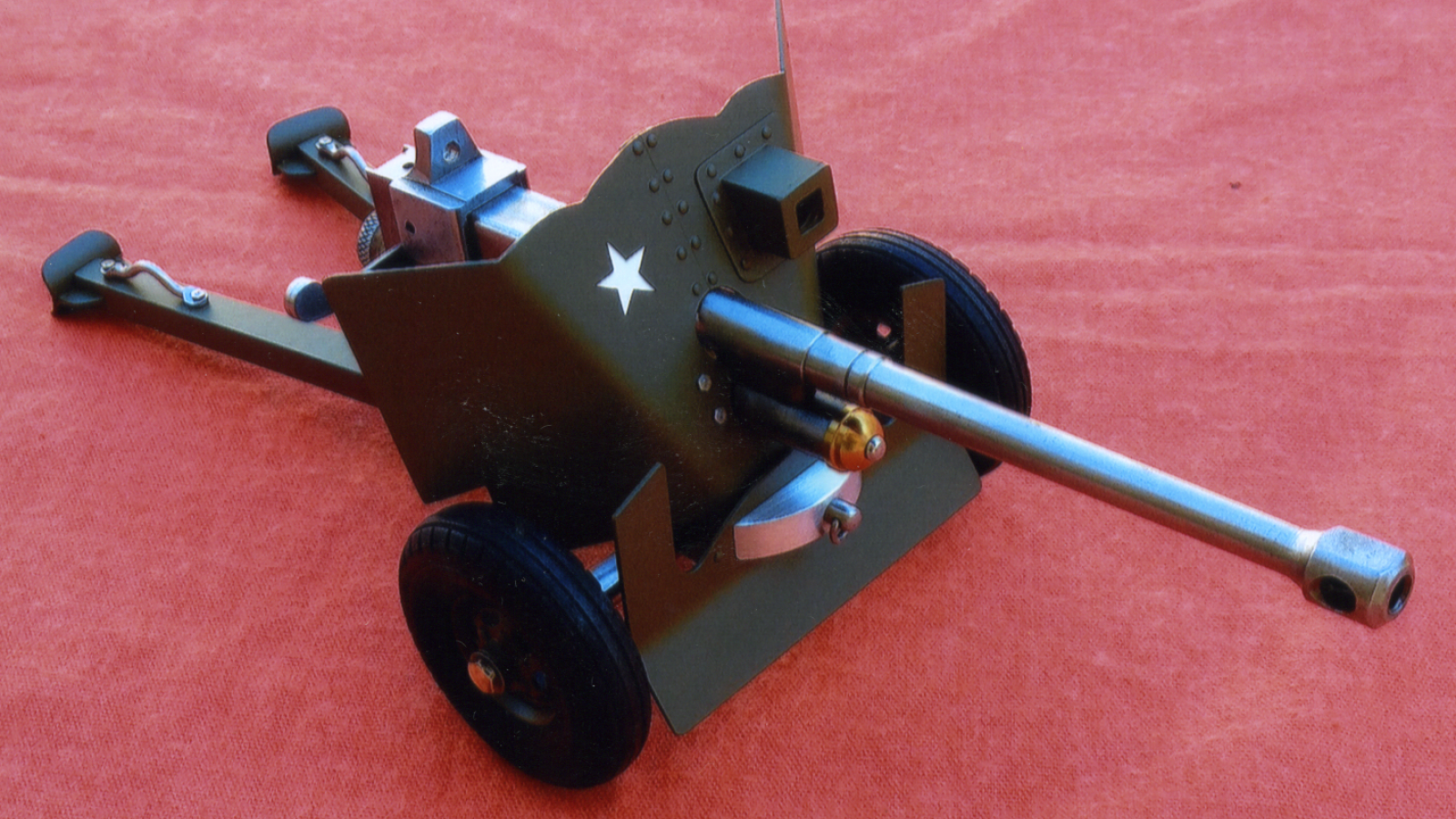 Model 57mm anti-tank gun